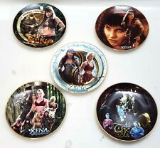 Limited Ed XENA Warrior Princess Ceramic Plate Collection- Your Choice or Set