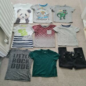 boys clothes summer bundle 2-3 years