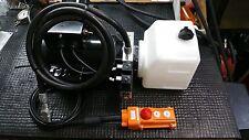 115VAC Hydraulic Tube Bender Power unit