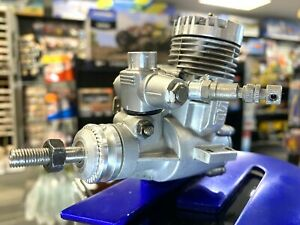 ASP .46 Nitro Airplane Engine - Reliable Workhorse, Very Clean Great Compression
