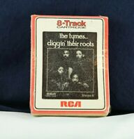 The Tymes Diggin' Their Roots 8 Track Tape NEW Sealed NOS