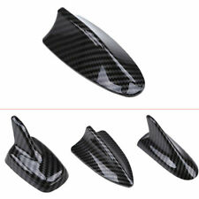 4 type Carbon Fiber Look print Shark Fin Antenna Aerial Car Roof Decorate Cover