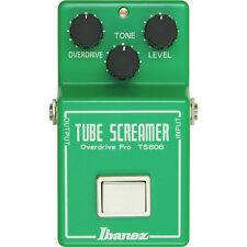 NEW Ibanez TS808 Tube Screamer Guitar Effects Pedal