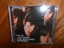 THE ROLLING STONES OUT OF OUR HEADS CD DSD REMASTERED 2002 ABKCO REC. US IMPORT!