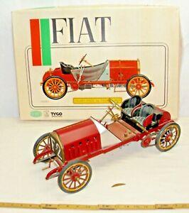 POCHER 1907 FIAT GRAND PRIX DE FRANCE RACE CAR MODEL KIT WITH BOX 1/8 SCALE