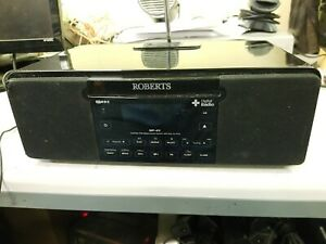 ROBERTS MP-43 CD/DAB/FM Digital Sound System with Dock for iPod. FAULTY.