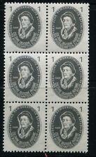 .Germany Stamps 1950 GDR L.Evler,block,A-11,nh
