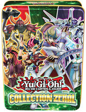 YU-GI-OH ! JCC - Tin Box - COLLECTION ZEXAL - FRANCAIS - NEUF