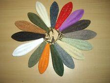 25 plombs carpe trilobe 80/100/120/140 g couleur et grammage au choix