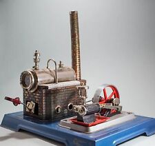 Vintage German Toy Steam Engine FULLY FUNCTIONAL!
