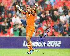 JOSE DE JESUS CORONA SIGNED AUTO'D 11X14 PHOTO POSTER CRUZ AZUL FC MEXICO TRI B
