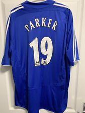 2006/2008 Chelsea home football shirt XXL men's Adidas Samsung CFC Parker 19