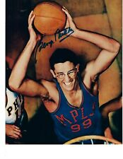 """George Mikan Autographed 8"""" x 10"""" Photo"""