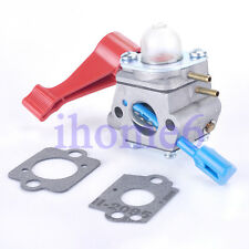 Carburetor & Gasket For Poulan FL1500 FL1500LE Gas Leaf Blower Zama C1U W12A / B