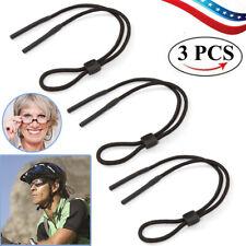 3X Glasses Strap Neck Cord Sports Eyeglasses Band Sunglasses Rope String Holder