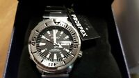 SEIKO Baby Tuna SRP637 Automatic Diver's 200m Mens Watch SRP637K1 Monster Silver