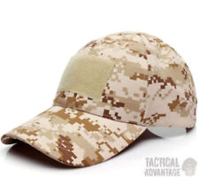 Desert Digital Camo Baseball Cap Operators Hat Airsoft Army Military Camouflage