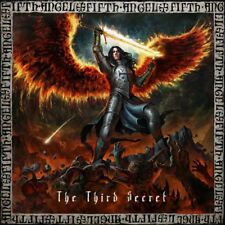 FIFTH ANGEL - The Third Secret (NEW*#1 RH*US METAL COMEBACK*CRIMSON GLORY*RIOT)