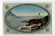 (Sa667-100) Douglas Head Lighthouse ,c1947 ,used ,VG