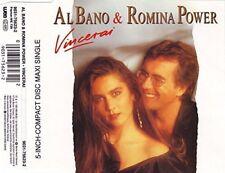 Al BANO & ROMINA POWER vincerai (1991) [Maxi-CD]