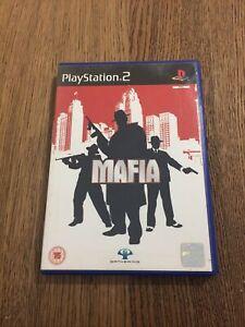 Mafia   Playstation PS2   PAL
