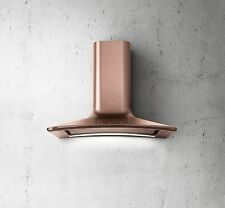 Elica Dolce Wall Mounted Hood Copper 85cm PRF0120672