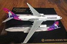 Gemini Jets 1/200 Hawaiian Airlines Airbus A330-200 N361HA New Livery G2HAL670