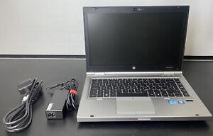 "HP EliteBook 8460P 14"" Core i5 2540M 2.60GHz 4GB / 500GB HDD / Win10 Pro"