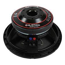 Blastking 15″ inch 2000W Watts Sub Woofer Professional Low Frequency Transducer