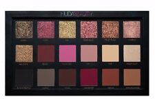 Huda Beauty -Textured Shadows Palette -Rose Gold Edition 18 Colours -Sealed Pack