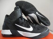 NIKE AIR MAX FLY BY BLACK-WHITE SZ 14 [429545-051]