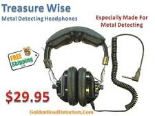 "Treasure Wise Headphones ""Great Sound Quality"" Free Shipping"