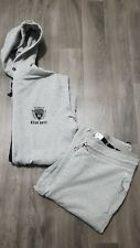 HUGO BOSS BOYS TRACKSUIT AGE 16 YEARS GREY,GENUINE,DESIGNER,JOGGERS,TOP,14,15,16