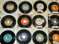 "I TAKE REQUESTS! 30 Random SOUL DISCO FUNK R&B 45rpm Vinyl Records 7"" 45s!!!"