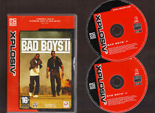 BAD BOYS II. FIRST & THIRD PERSON SHOOTER/ACTION GAME FOR THE PC!