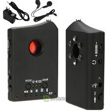 NEW Wireless RF GSM Bug Detector Spy Hidden Camera Finder