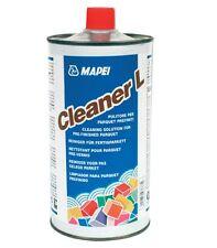 """CLEANER L """"MAPEI"""" PULITORE PER PARQUET PREFINITI 0,9 LT."""