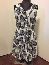 New Diane von Furstenberg BAHAR 100% Silk Dress Size 8