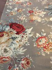 Waverly Sanctuary Rose Panel(1) 52x84