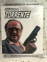 TORRENTE TRILOGIA ED. ESPECIAL COLECCIONISTA 10º ANIVERSARIO SANTIAGO SEGURA 3T