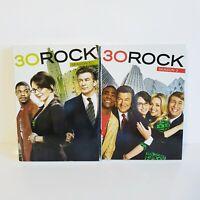 30 Rock TV Series DVD Sets - Seasons 1 & 2
