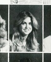 KATHY IRELAND  ANTHONY EDWARDS High School Yearbook