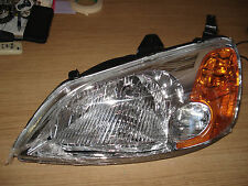 HONDA CIVIC 2001-2002-2003 LEFT HEADLIGHT, HEADLAMP NEW 01,02,03 04 DOORS ,SEDAN