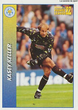 N°234 KASEY KELLER LEICESTER CITY.FC STICKER MERLIN PREMIER LEAGUE 1997
