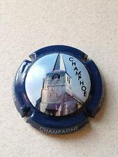 Capsule de champagne BOONEN-MEUNIER cuvée champhoe (5. contour bleu)