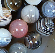 """6mm A++ Natural Persian Gulf Agate Round Beads 15.5"""""""
