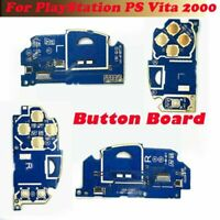 Left &Right USL-1001 Button Circuit Logic PCB Board for PlayStation PS Vita 2000