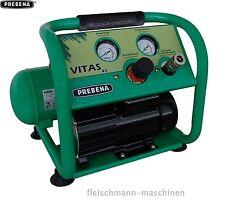 Prebena Kompressor VITAS 45 MONTAGE KOMPRESSOR ÖLFREI 4 LITER 10 BAR