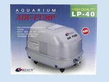 Resun LP40  Membrampumpe Durchlüfter  +20 Meter Luftschlauch