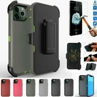 For Apple iPhone 11 11 Pro Max Case Cover |Belt Clip Fits Otterbox Defender| Pro